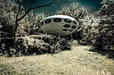 Lugares Esquecidos: Casas abandonadas pelo mundo.