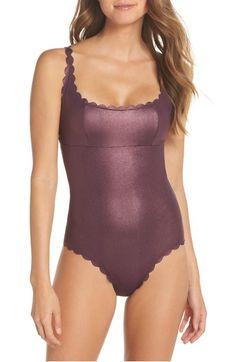 19ce95872d PilyQ Gwen Reversible Seamless One-Piece Swimsuit