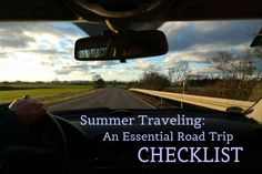 road 231915 1920 Summer Traveling: An Essential Road Trip Checklist