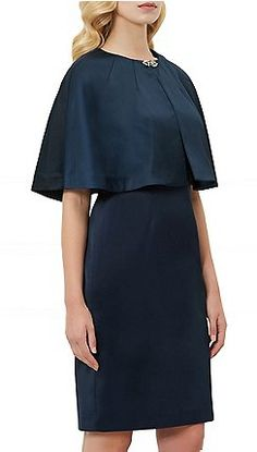 Kaliko blue rose maxi dress