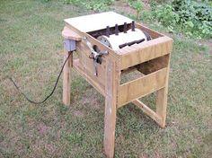 Make a Homemade Chicken Plucker - Animals - GRIT Magazine