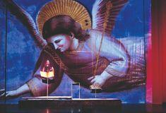 fedeli d'Amore - Teatro delle Albe, mercoledì 6 marzo, Teatro Comunale - Carpi ph. Enrico Fedrigoli Dante Alighieri, Ph, Movies, Movie Posters, Painting, March, Theater, Films, Film Poster