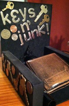 Click Pic for 40 DIY Valentine Gift Ideas for Boyfriend & Husbands - Keys n Junk