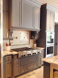 Charmant Aided By 30 Inch Deep Countertops, The Jenn Air 48u201d Pro Style® Range  Provided Ample Preparation And Cooking Area, And At The Same Time, The  Multi Fu2026