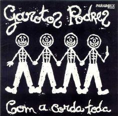 Com A Corda Toda é o quarto álbum de estúdio do grupo musical brasileiro de punk rock Garotos Podres, lançado em 1997.O álbum foi editado no final de 1997 pela Paradoxx Music, e contou com a produção de Clemente dos Inocentes. A gravação ocorreu no estúdio Be Bop, em São Paulo. O álbum contém sete…
