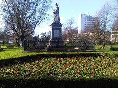 Watts Park, Southampton.