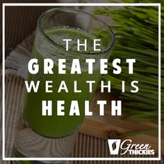Get your FREE mini reboot, Complete meal green smoothie (Green Thickie) Recipe and notice the difference straight away!  http://www.greenthickies.com/5-vital-steps-for-optimal-health/