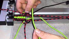Wide Sanctified Paracord Bracelet