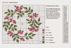 Ручная работа by natulja-best: Шиповниковый веночек  Dog rose wreath