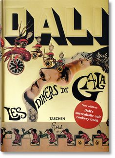 Bring art, exquisite French flavors, and surreal musings to your kitchen. This reprint of Les Diners de Gala records the exotic recipes and elaborate ...