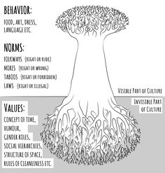 The Roots of the Baobab: The Invisible Part of Culture List Of Behaviors, Teaching Culture, Gender Roles, Any Book, Pills