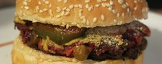 WEGE BURGERY WARZYWNO-STRĄCZKOWE – Wszystko jest w głowie   #vegan #burger #vege #fit