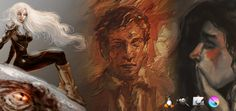Desenhista Mozart Couto Game Of Thrones Characters, Painting, Fictional Characters, Art, Dibujo, Art Background, Painting Art, Kunst, Paintings