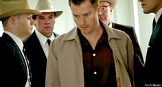 """Scene from """"Parkland"""" - Lee Oswald's brother, Robert."""