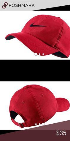 4ac52003a0603 Men's Nike Dri-Fit Train Twill Cap, Dark Pink OS Brand NEW!!!!😁🧢 Nike  Accessories Hats