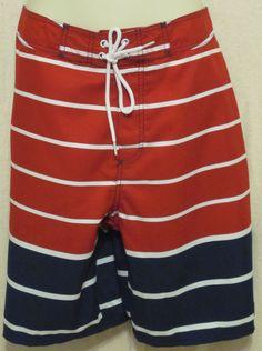 WQS 001 Mens Swim Trunks Drawstring Elastic Waist Surfing Beach Board Shorts Printed Flag Quick Dry Boardshort Swimming