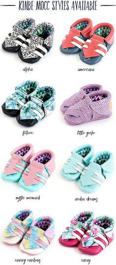 KINBE Moccs: Adjustable Shoes for Growing Babies | Indiegogo | Indiegogo
