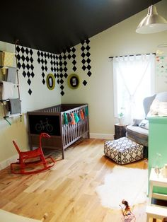"""Baby Capton's"" Captivating Nursery My Room 