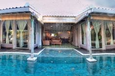 Check out this awesome listing on Airbnb: We Villa - 2 bdr - Oberoi  - Villas for Rent in Kuta