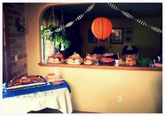 Oklahoma City Thunder birthday party