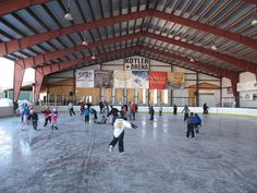 10 of the Best Ice Skating Rinks in Idaho!