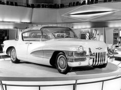 1955 LaSalle Sedan prototype