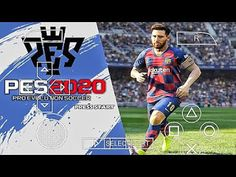 Downlo ad PES 2020 PPSSPP Iso File For PSP On Android Android Mobile Games, Best Android Games, Ps4 Android, Wwe Game Download, Download Free Movies Online, Ppsspp Iso Games, Offline Games, Pro Evolution Soccer, Playstation Portable