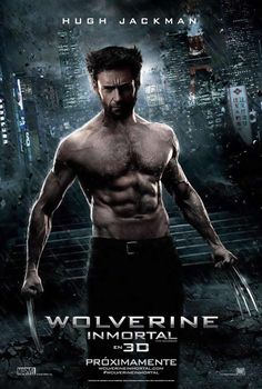 Directed by James Mangold. With Hugh Jackman, Will Yun Lee, Tao Okamoto, Rila Fukushima. Wolverine comes to Japan to meet an old friend whose life he saved years ago, and gets embroiled in a conspiracy involving yakuza and mutants. Marvel Wolverine, Marvel Comics, Wolverine Movie, Logan Wolverine, Marvel Avengers, Wolverine Poster, Spiderman Marvel, Superman, X Men