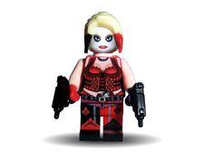 Super Heroes Figure Batman Villain Harley Quinn Superman Joker Bane Scarecrow | eBay Lego Batman, Superman, Superhero, Lego Dc Comics, Lego Minifigs, Custom Lego, Bane, Legos, Harley Quinn