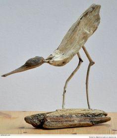 Driftwood Fish, Driftwood Wall Art, Driftwood Sculpture, Abstract Sculpture, Driftwood Furniture, Driftwood Projects, Driftwood Ideas, Wooden Art, Wooden Crafts
