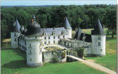 France, Loir-et-Cher, Monthou-sur-Cher, Château du Gué Péan