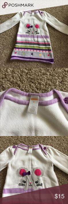Sweater dress , Gymboree. 3T No flaws, no stains. Kids grow too fast! Gymboree Dresses Casual