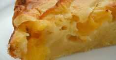 Le clafoutis d'automne Cornbread, British, Foods, Ethnic Recipes, Desserts, British Food Recipes, Fall Season, Dish, Food
