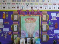 Tudors Classroom Display