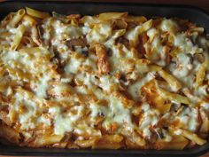 Sandwich Trays, Meatball Recipes, Hawaiian Pizza, Finger Foods, Lasagna, Pasta Recipes, Macaroni And Cheese, Easy Meals, Food And Drink