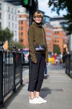 Street Style : London Calling: Street Style Spring 2015