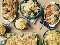 Mac and cheese is a comfort food all-star, beloved by kids and adults alike. Make Food Network Kitchens' easy, crowd-pleasing stovetop recipe and eat it as is, or bake it up with add-ins like veggies and meats for a complete, satisfying meal. Macaroni N Cheese Recipe, Macaroni And Cheese, Beef Macaroni, Mac Cheese, Cheddar Cheese, Food Network Recipes, Cooking Recipes, Cooking Network, Meal Recipes