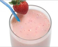 Sunburst Smoothie. Healthy Shakes  ingredients    1 cup Pineapple Juice  1cvanilla low fat yogurt or frozen yogurt  1cFrozen Strawberries, partially thawed  2 ripe, medium Bananas, peeled  instructions    Combine pineapple juice, yogurt, strawberries and bananas in blender or food processor container. Cover; blend until smooth. Garnish with strawberries and banana slices, if desired