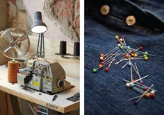 Buckets & Spades - Men's Fashion, Design and Lifestyle Blog: The World of Levi's Tailoring Shop in Selfridges