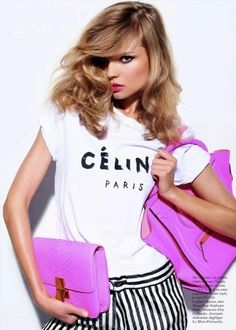 For 2013 i think i need a new bright bag... celine?