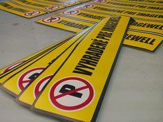 Tlač samolepiek na označenie parkoviska  #tlač #samolepka #nálepka #parkovisko #nálepkanazem