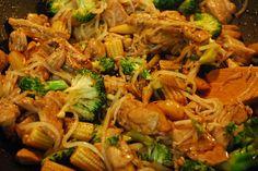 """Point-less"" Meals: Pork and Broccoli Teriyaki Stir-Fry"
