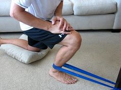 Increasing Ankle Dorsiflexion Mobility