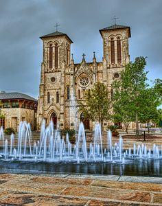 San Fernando Cathedral, San Antonio, Texas