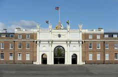Royal Artillery Barracks Woolwich by Defence Images, via Flickr