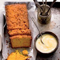 Recept - Griesmeelcake met wortel & sinaasappel - Allerhande