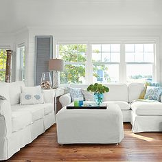 Style with Shutters - Our 60 Prettiest Island Rooms - Coastal Living