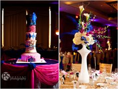 Amazing quinceanera cake! copyright PS Photography | www.PSphotography.net