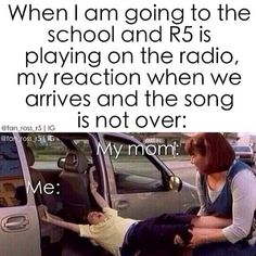 So me. But I wear headphones and listen to my phone on shuffle.