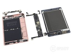 New 9.7-inch iPad Pro Teardown [Photos] - http://iClarified.com/54670 - iFixit has posted its teardown of the new 9.7-inch iPad Pro.